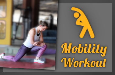 Mobility Workout mit Theresa by FitnessKing
