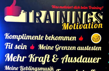 Fitness und Motivation